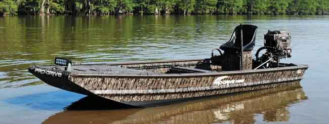 Shallow Water Boats >> 5 Great Boats With Mud Motors With Pictures Prices